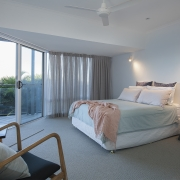 spacious modern room with view to the beach | Prestige Holiday Homes