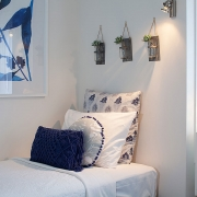 Single bed room at Indigo Blue Beach House | Sunshine Coast Holiday Homes