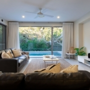 Small image of lounge setting | Beach Wave House
