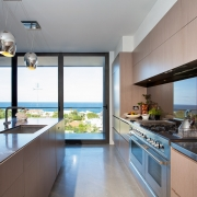 Kitchen with double oven | the Eyrie