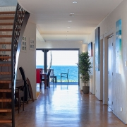 Walkway with staircase | Saltwater Beach House