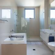 Modern bathroom | Saltwater Beach House