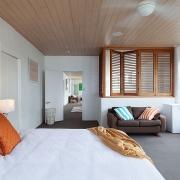 2nd floor bedroom | Saltwater Beach House