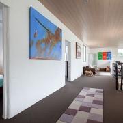 2nd floor hallway | Saltwater Beach House