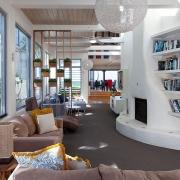 Entertainment nook | Saltwater Beach House