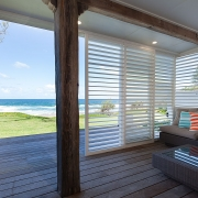 Outdoor deck | Saltwater Beach House
