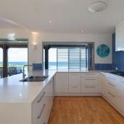 Designer kitchen | Saltwater Beach House