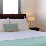 Queensize bed | Saltwater Beach House