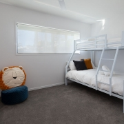 Double bunk bed at Sea Renity Coolum Beach | Sunshine Coast Holiday Homes