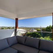 Outdoor furniture at Sea Renity Coolum Beach | Sunshine Coast Holiday Homes