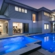 Small image of outdoor pool at Sea Renity Coolum Beach | Sunshine Coast Holiday Homes