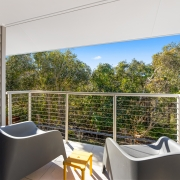 Balcony with a nice view - 60 Beachway 07