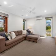 Spacious living room area of 60 Beachway 12
