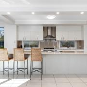 Spacious Kitchen area of 60 Beachway 15