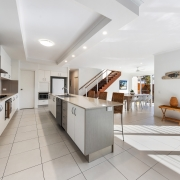 Spacious Kitchen area of 60 Beachway 19