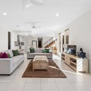 Spacious Living room area of 60 Beachway 19